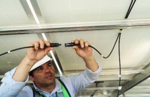 Die Elektroinstallation Kosten variieren je nach Region und Qualifikation des Elektrikers