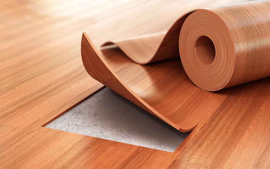 Bevorzugt Vinylboden verlegen Kosten im Überblick 2019 | handwerkerkosten.net SL97