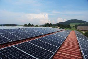 Einfachste solaranlage
