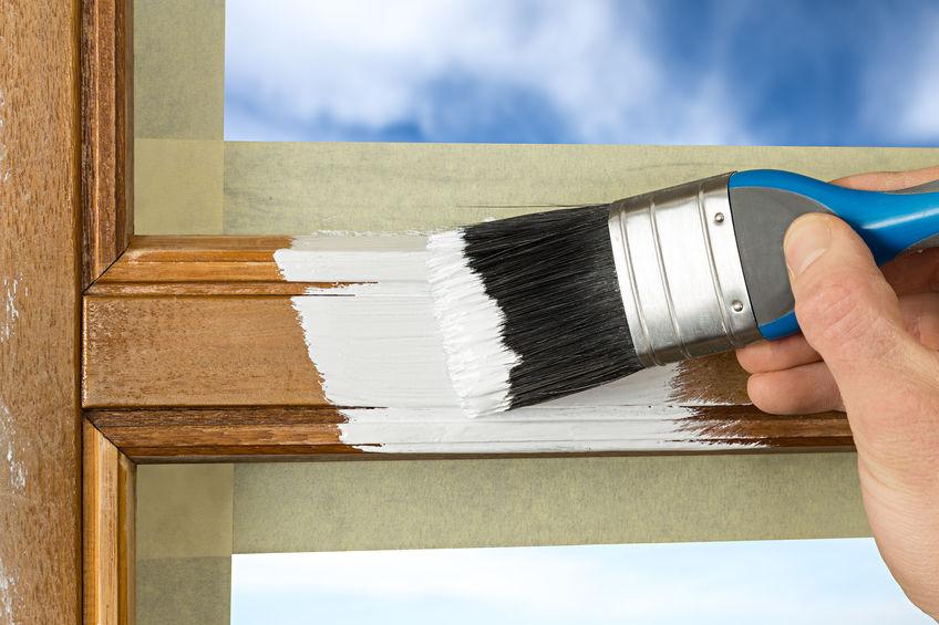 Sehr Fenster streichen Kosten - Preisübersicht 2019 | handwerkerkosten.net VF96