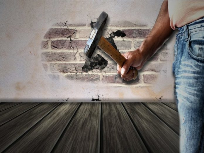 Was darf ein Wanddurchbruch kosten?